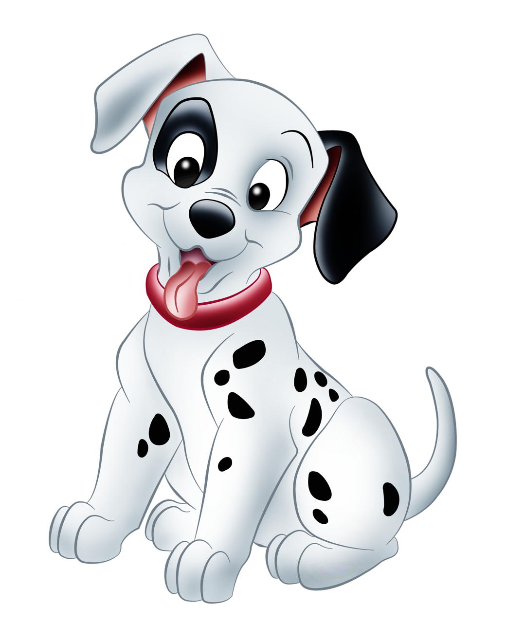 Dalmatian clipart puppy dog tail. Dalmatians png picture cartoon