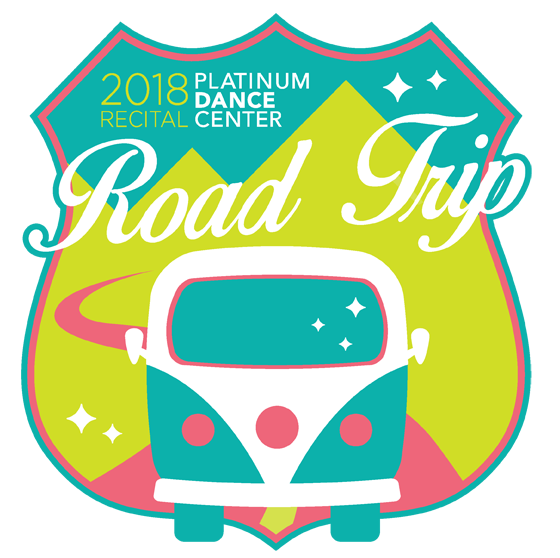 Dance clipart dance recital. Platinum center road trip