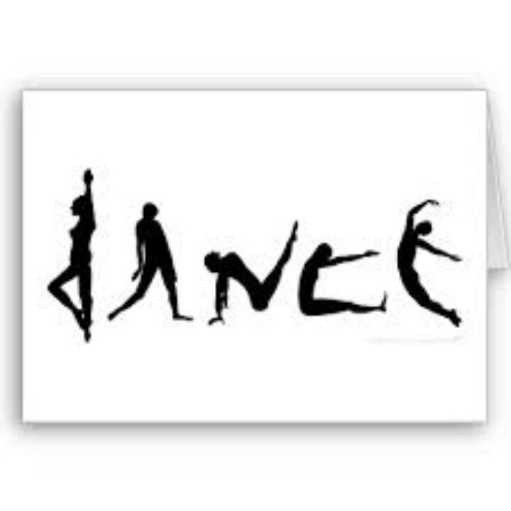 Silhouette at getdrawings com. Dance clipart dance team clip free