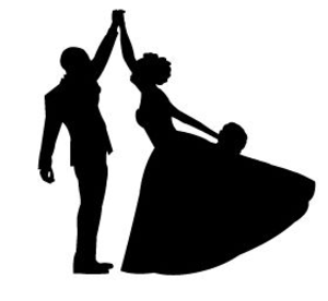 Top current songs for. Dance clipart first dance vector library stock