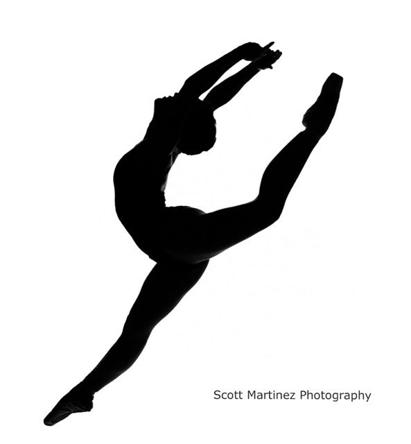 Danse free dancer competition. Dance clipart shadow vector black and white library