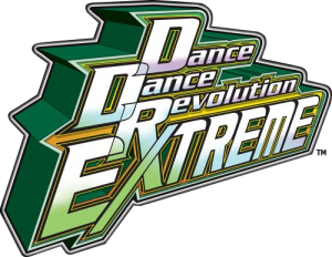 Dance dance revolution logo png. Ddr extreme north