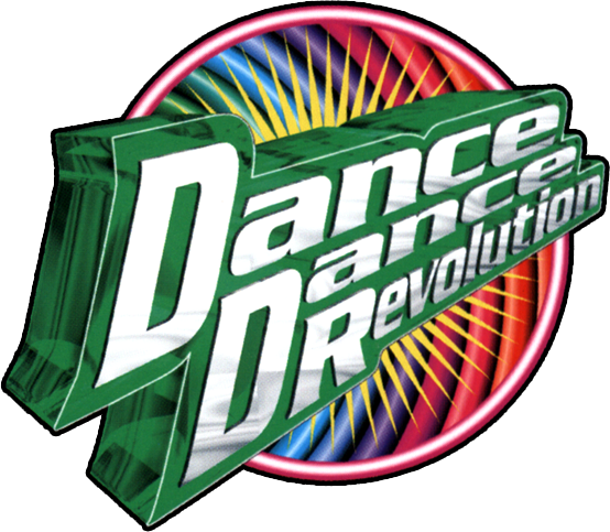 Dance dance revolution logo png. Older writings