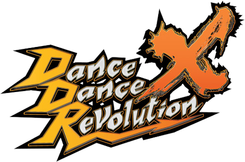 Dance dance revolution logo png. Dancedancerevolution x ac international