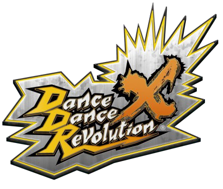 Dance dance revolution logo png. Ddr x series north