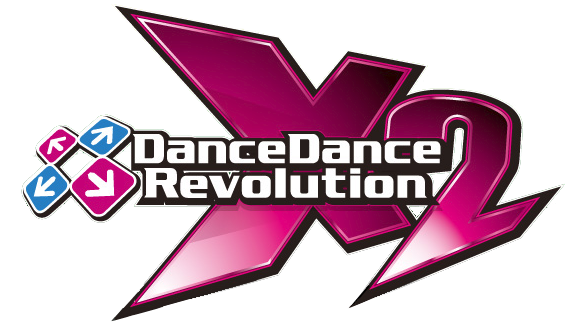Dance dance revolution png. Image dancedancerevolution x logo