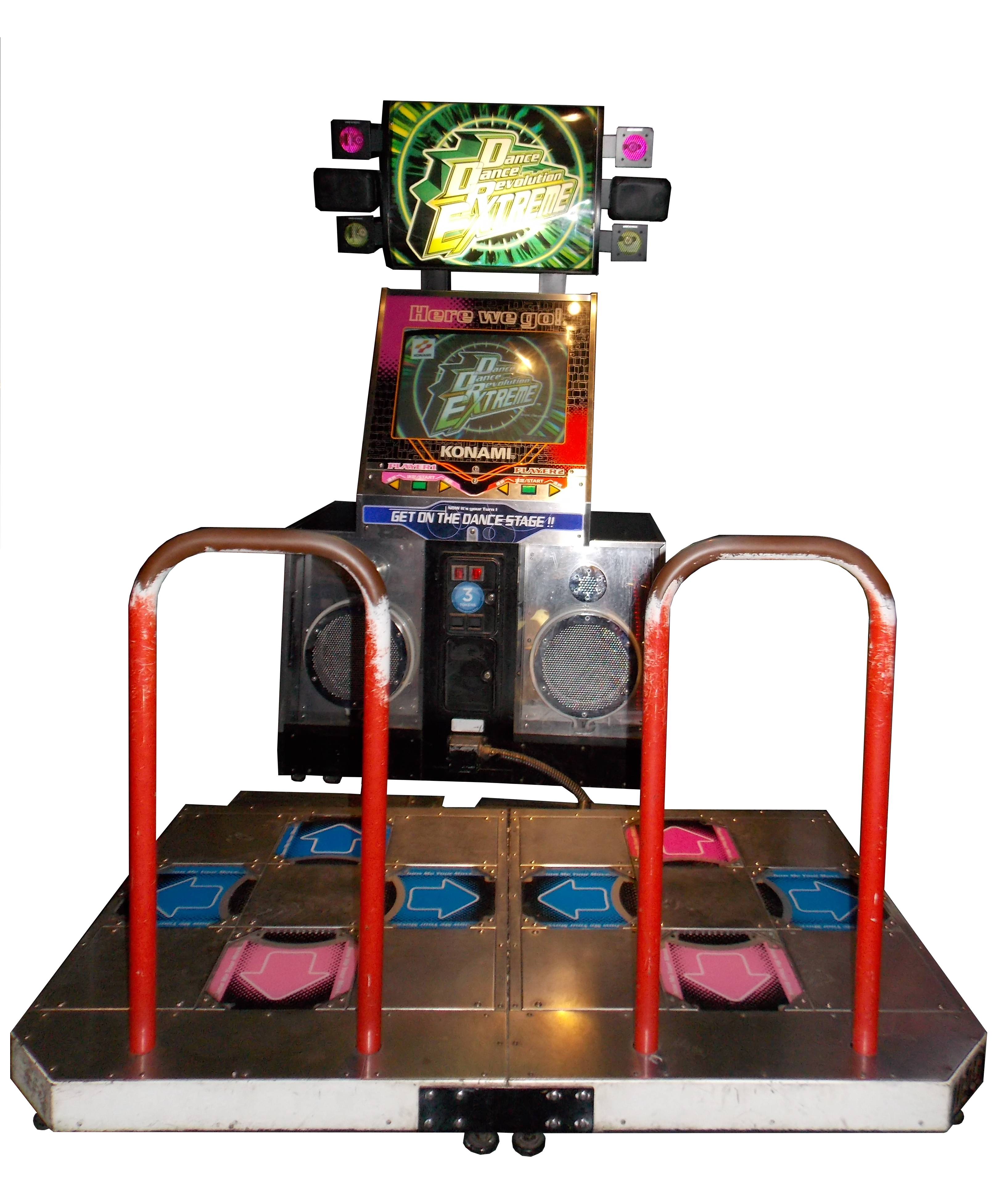 Dance dance revolution png. File ddr extreme wikimedia