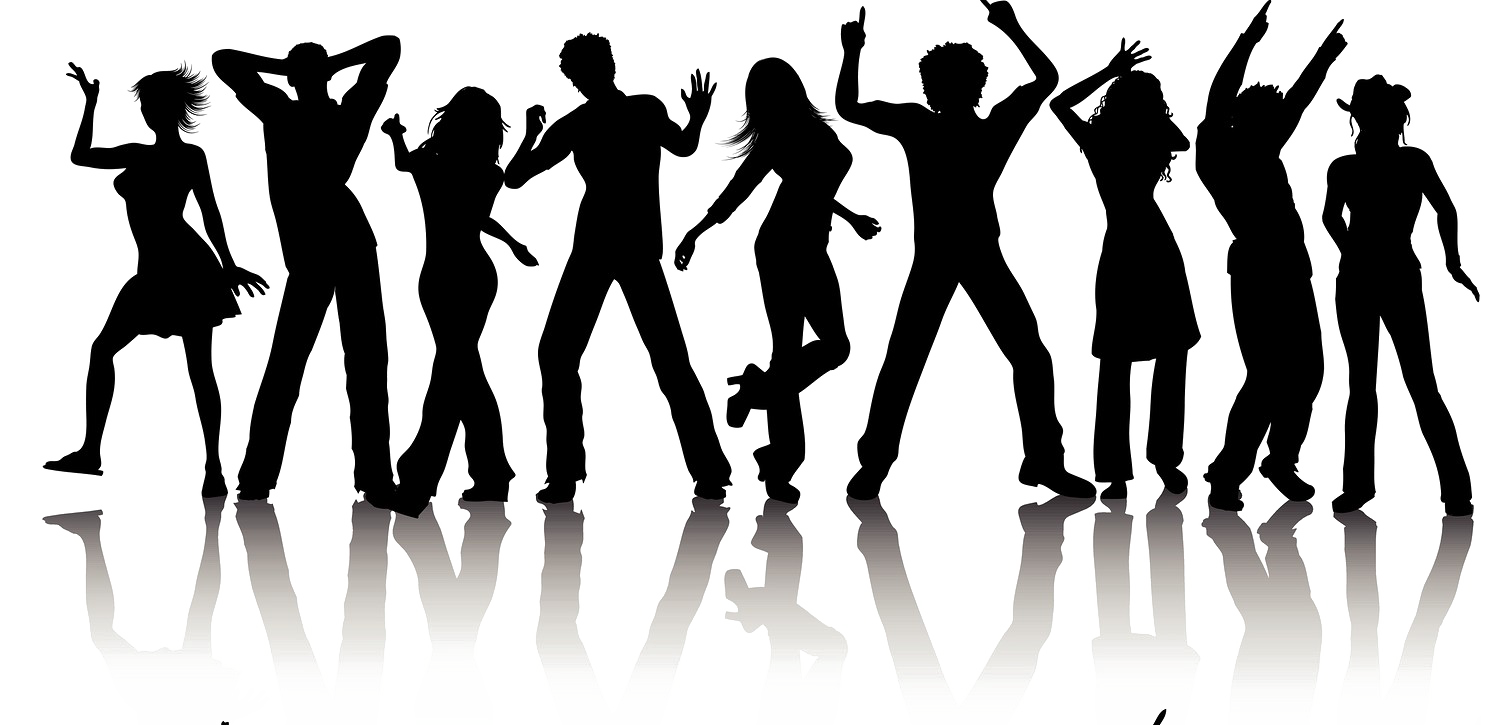 Crowd transparent party. Dance png image mart