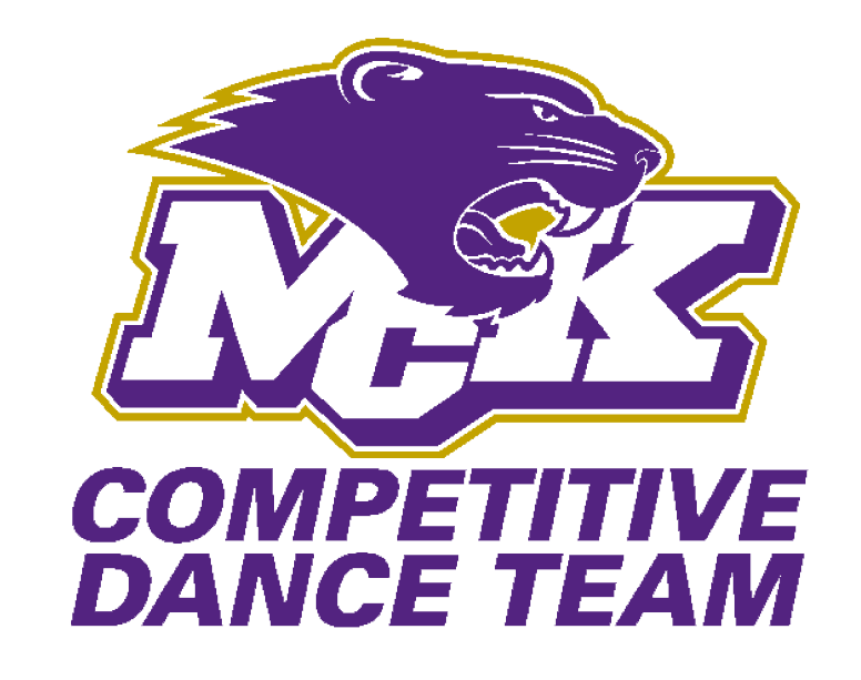 Dance team png. Competitive mckendree university logo