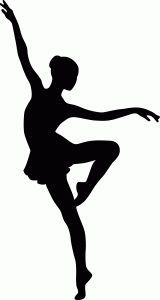 Dancer clipart. Ballet google scrapbook layouts