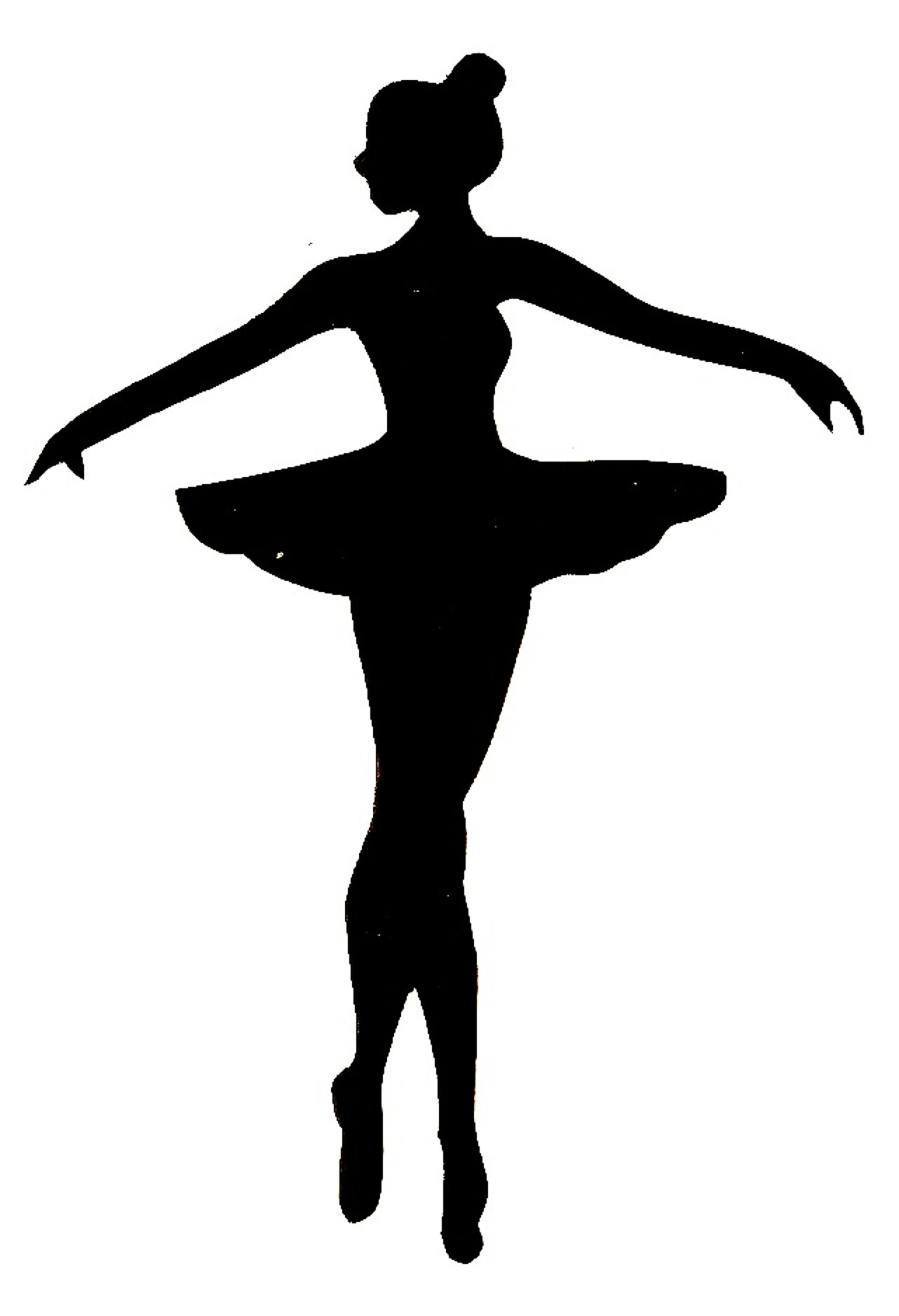Dancer clipart black and white. Ballet dancing letters free