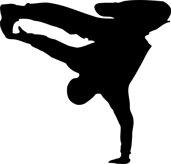 Dancer clipart break dancing. Dance clip art at