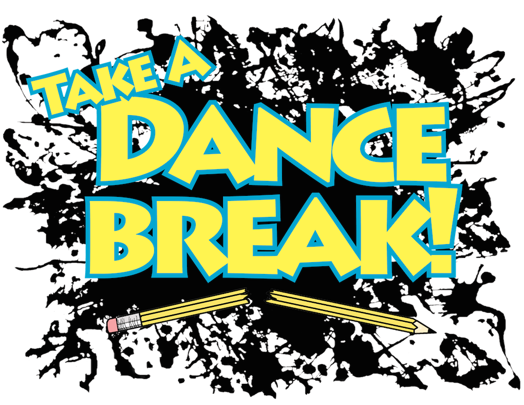 Dancer clipart break dancing. Dance breaks home teachers