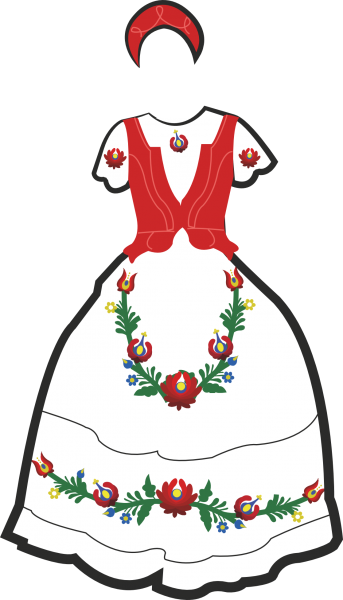 Dancer clipart hungarian. Free on dumielauxepices net