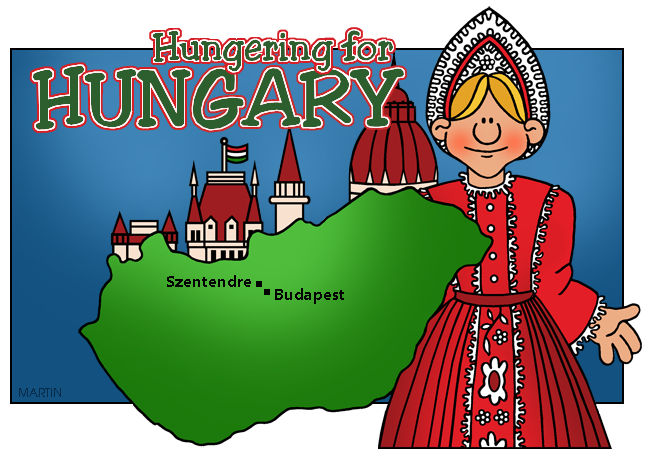 Dancer clipart hungarian. Hungary map
