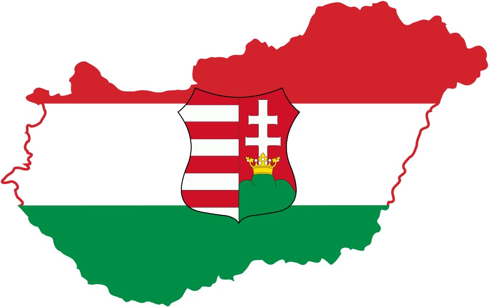 Dancer clipart hungarian. Flag map of hungary