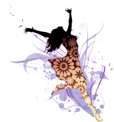 Dancing bee png images. Dancer clipart lady dance freeuse library