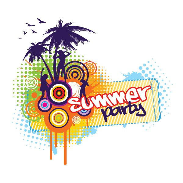 Dancer clipart logo. Free summer dance cliparts