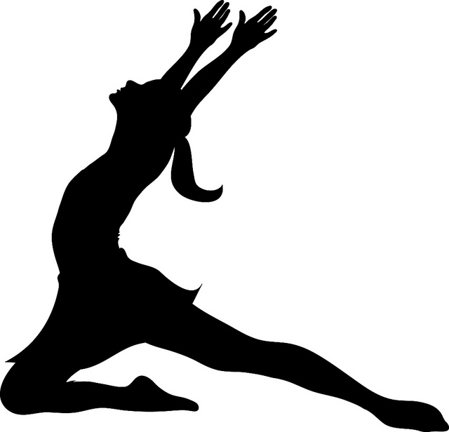 Dancer clipart. Free jazz silhouette panda