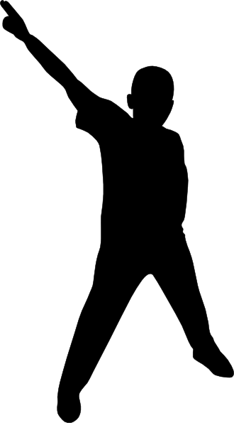 Dancer transparent boy. Dancing clip art at