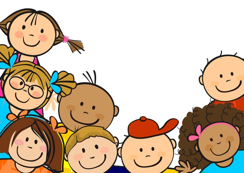 Children happy kids free. Dancing clipart children's clipart free download