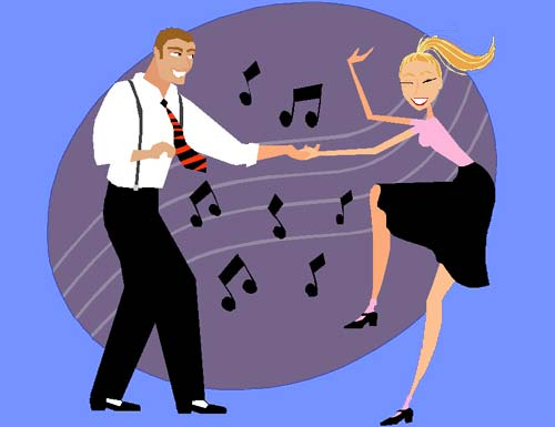 Dancing clipart dance class. Swing classes online lessons