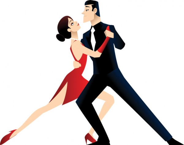 Dancing clipart dance class. Classes tuesdays hollywood ballroom