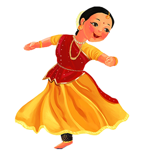 Dancing clipart ghoomar. Abc india indian dance