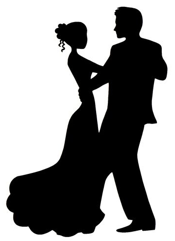 Dances and prom junipero. Dancing clipart homecoming dance png black and white library