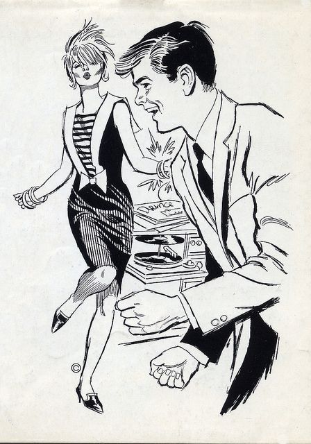 Dancing clipart vintage. To the latest records