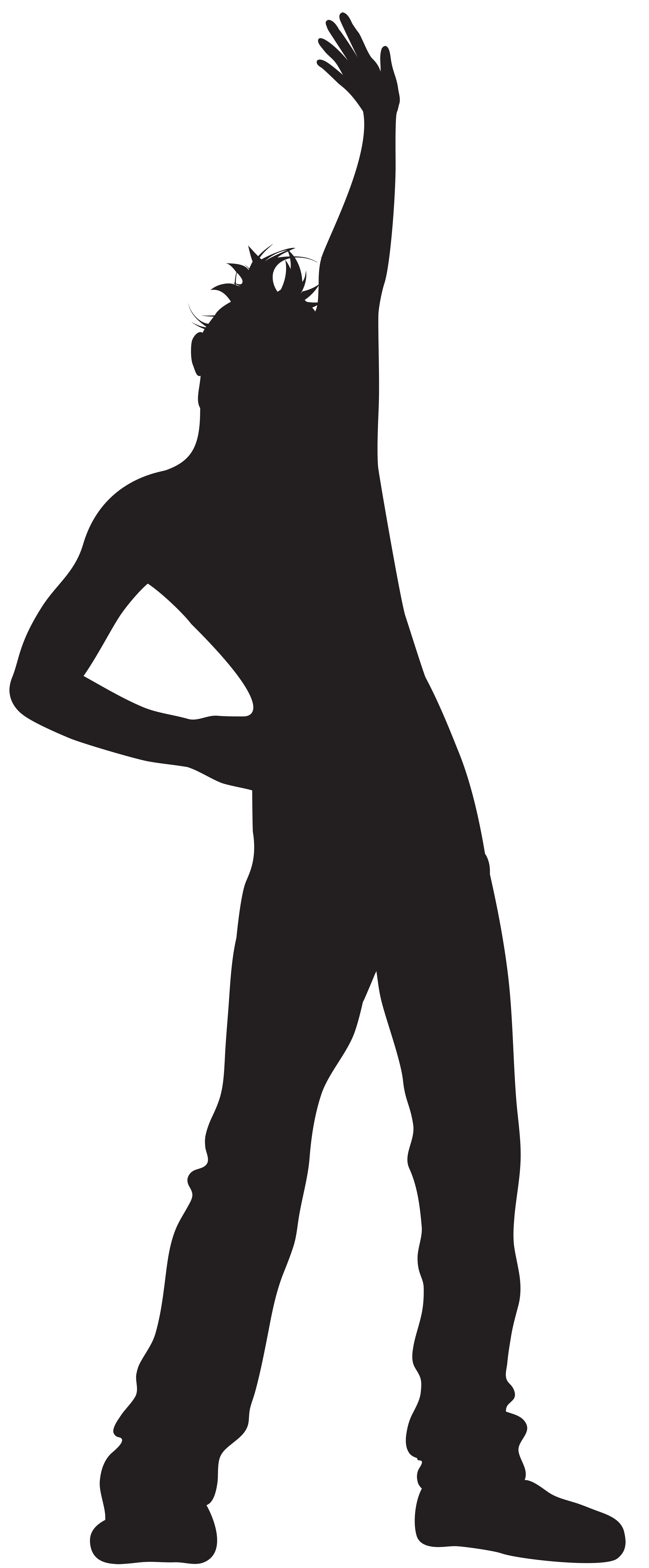 Man silhouette png transparent. Dancing clipart shadow graphic freeuse download