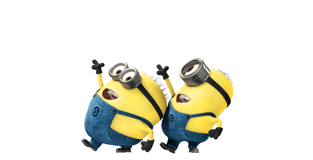 Dancing minion png. By bibi nd on