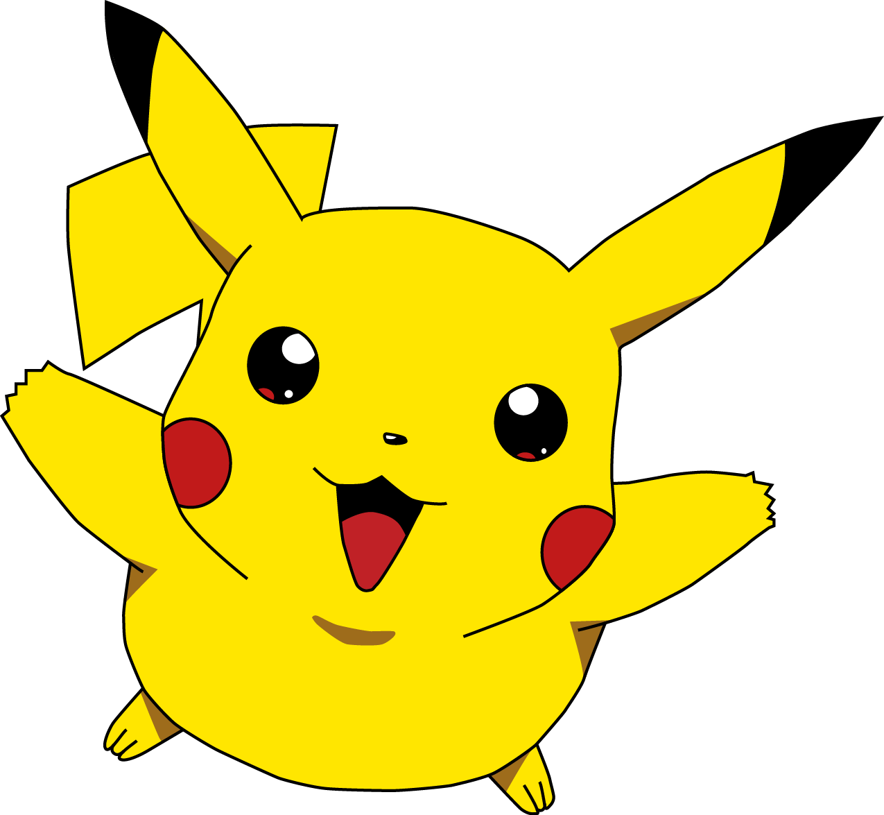 Dancing pikachu png. Advanced martial arts s