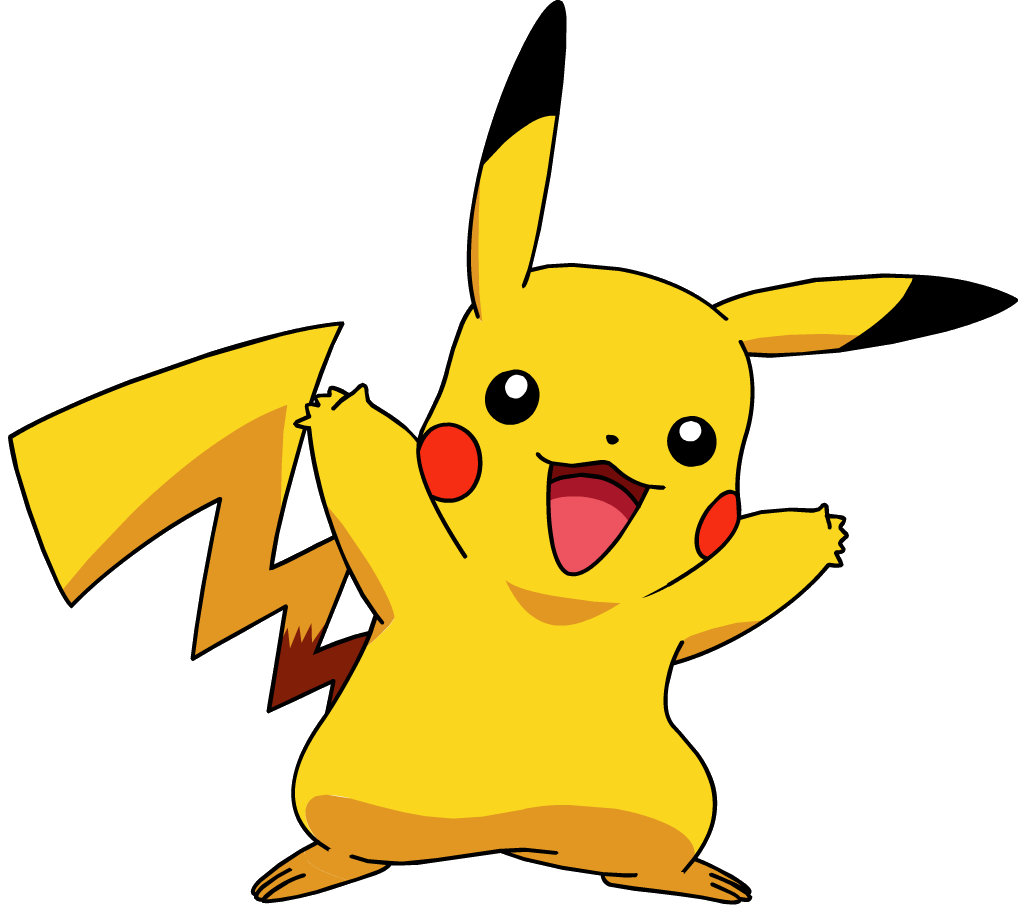 Dancing pikachu png. Singapore police team up