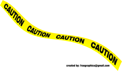 Construction tape png. Free danger cliparts download