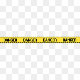 Danger clipart caution tape. Warning png vectors psd