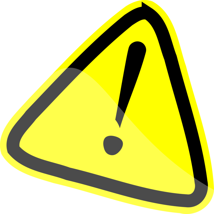 Danger clipart caution tape. Warning sign cartoon hazard