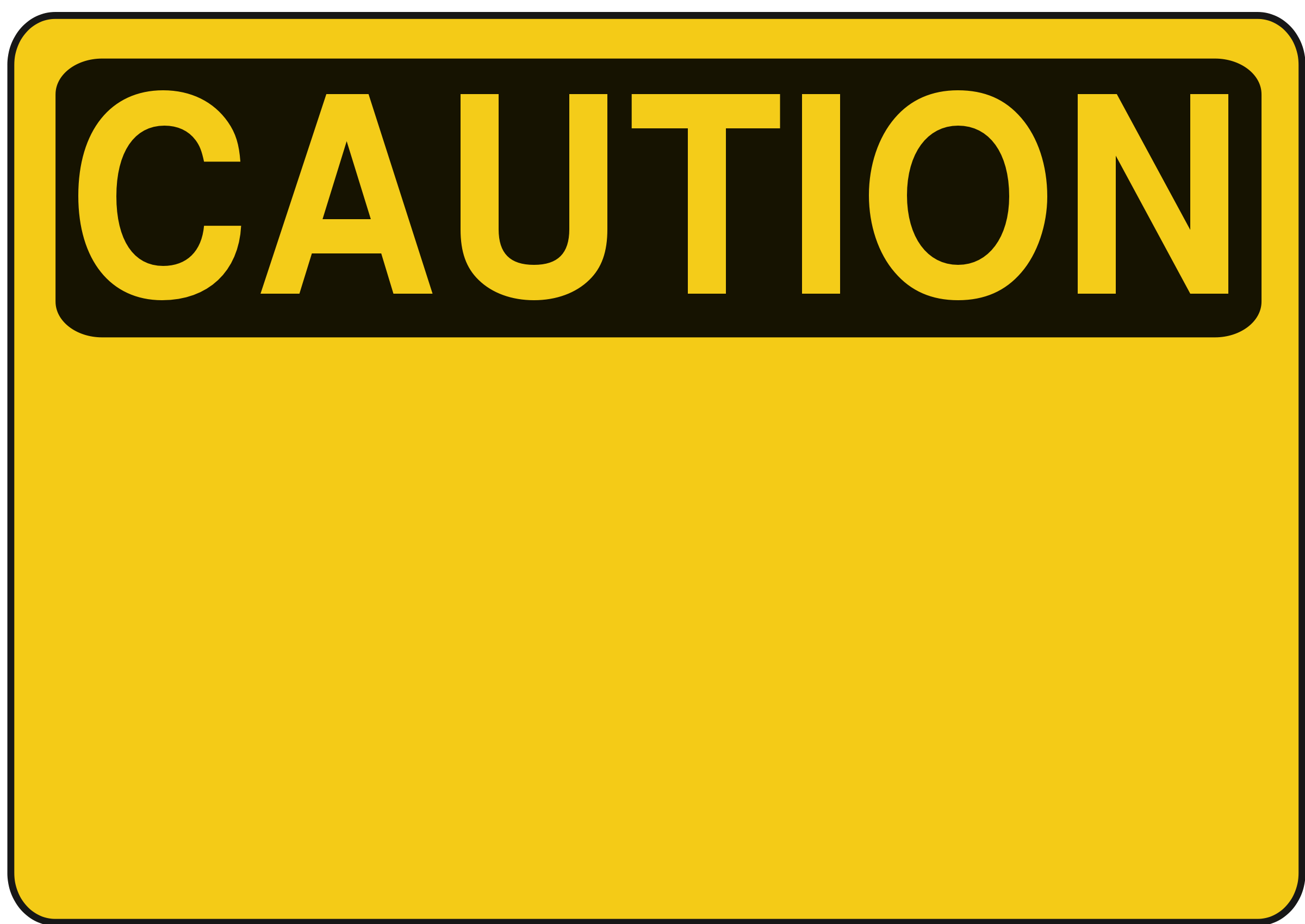 Danger clipart caution tape. Warning sign clip art