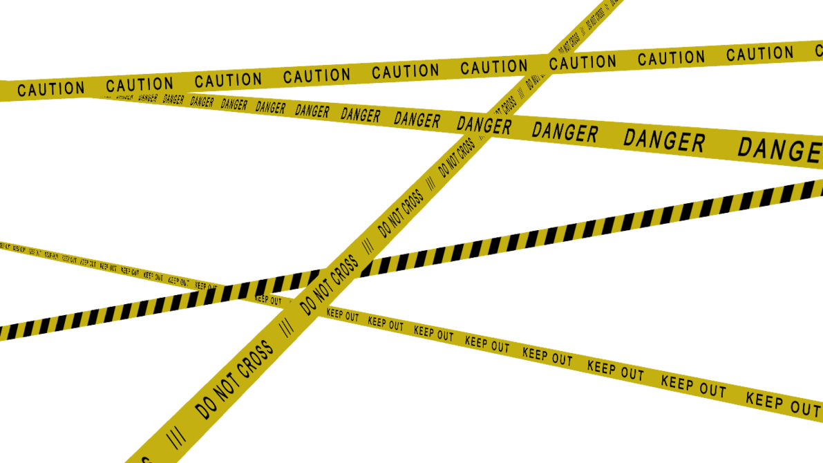 Blank caution tape png. Police images free download