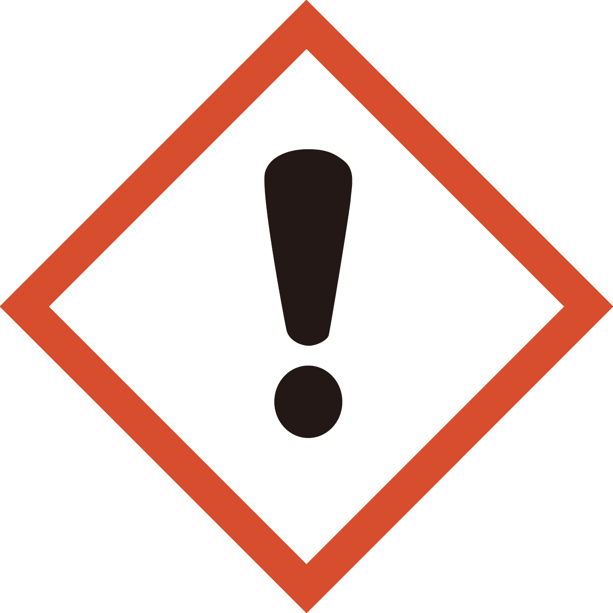 Danger clipart simbol. Hazard symbol occupational safety