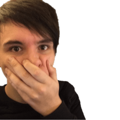 Danisnotonfire transparent. Png images stickpng oops