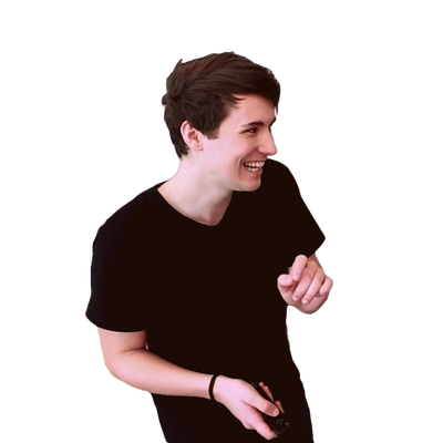 Danisnotonfire transparent. Png images stickpng sideview