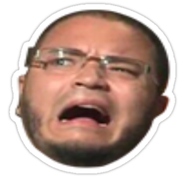 Dansgame face png. Disguised toast on twitter