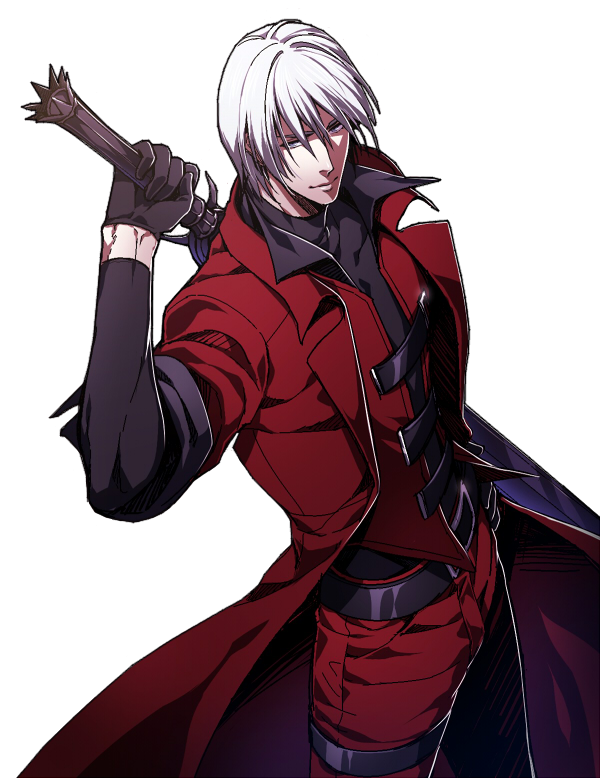 dante drawing dmc