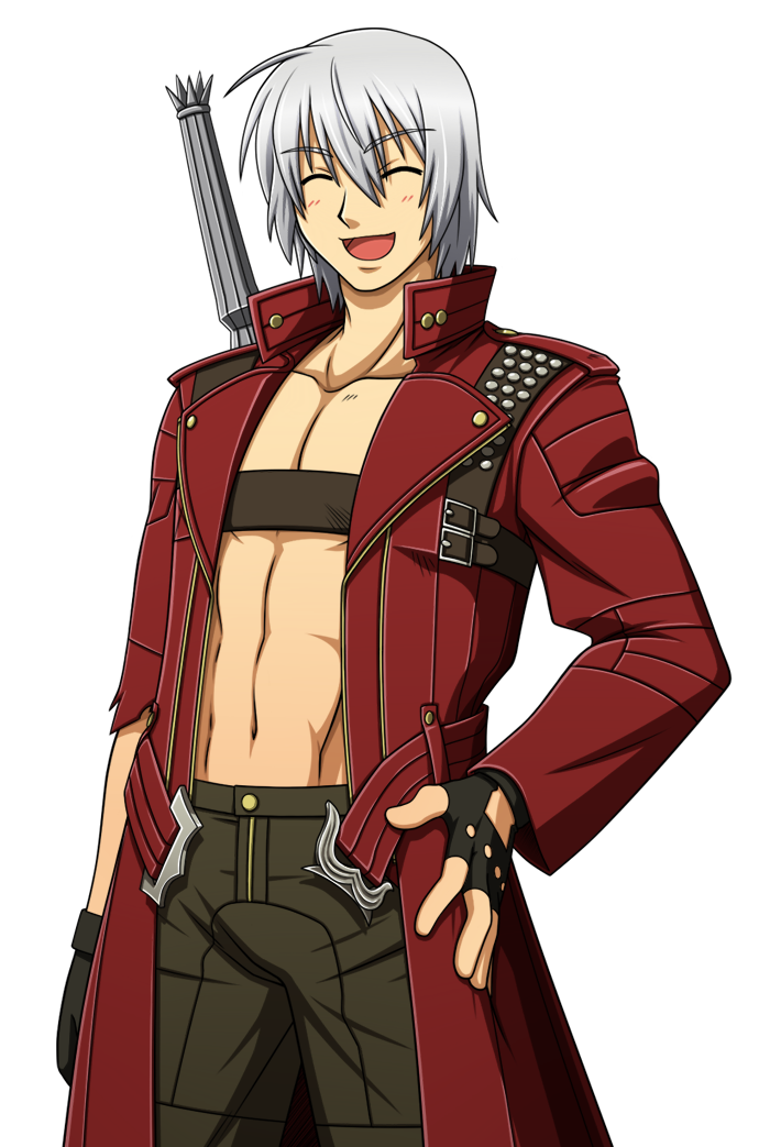 Dante drawing anime. Sparda tumblr devil may