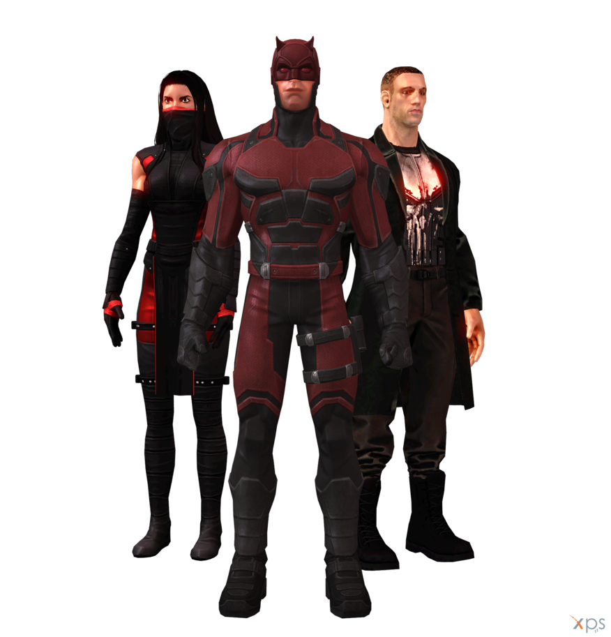 Netflix drawing the punisher. Daredevil season by ssingh