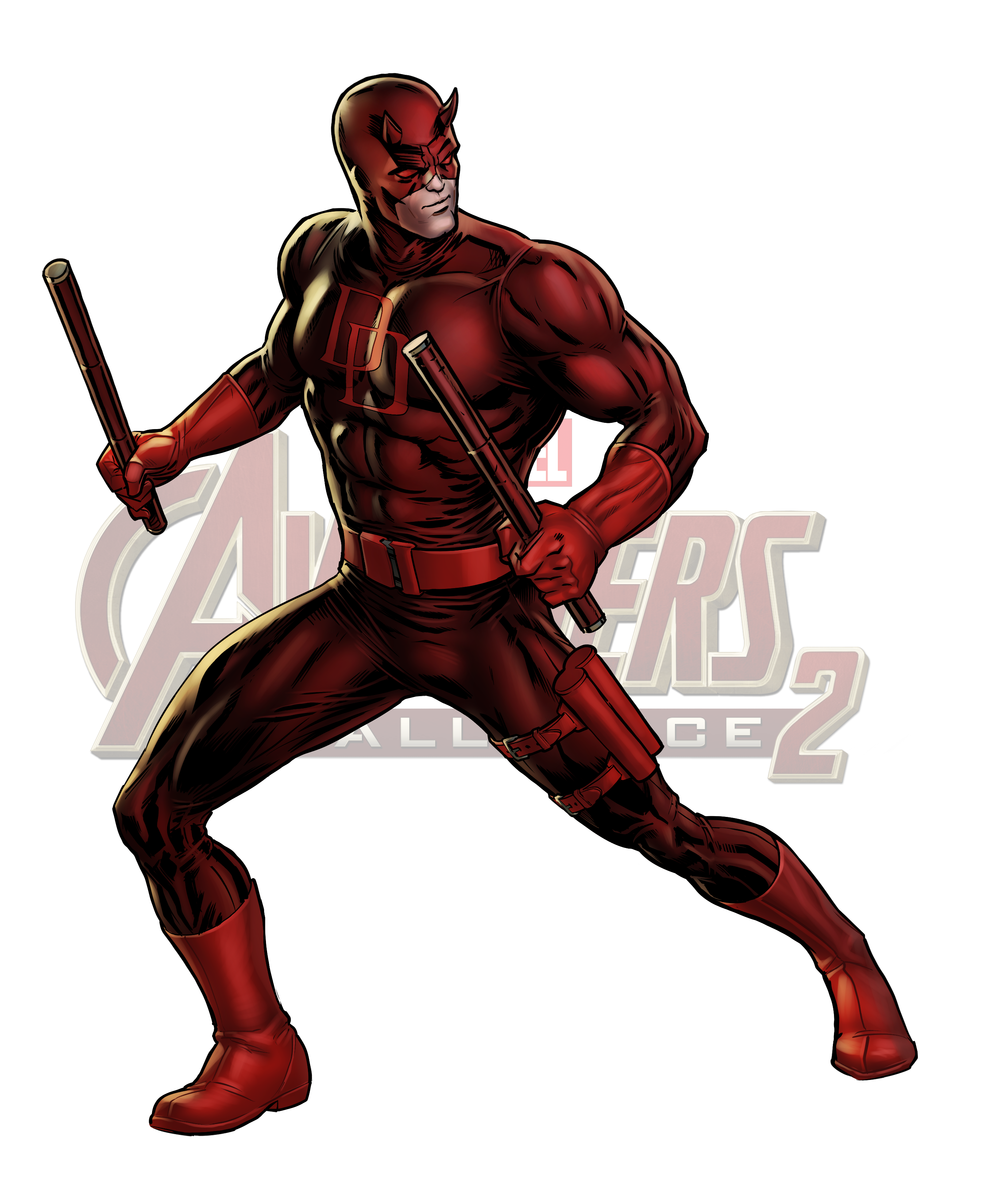 Daredevil png. Image icon marvel avengers