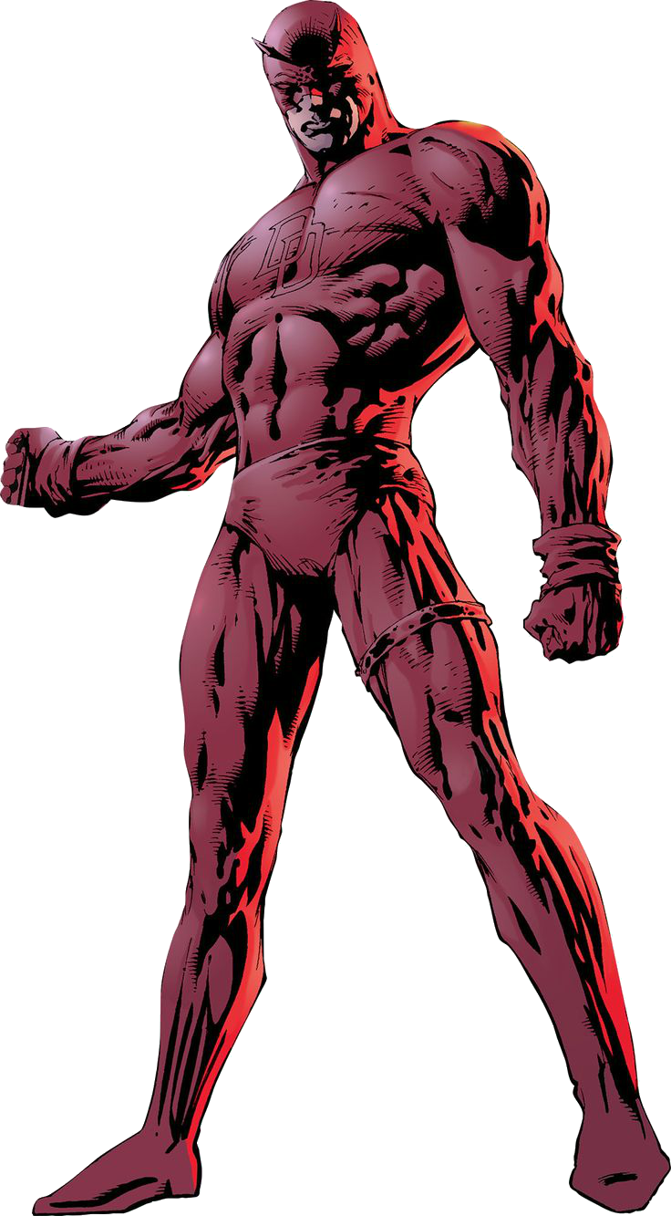 Drawing marvel daredevil. Image comics png fictional