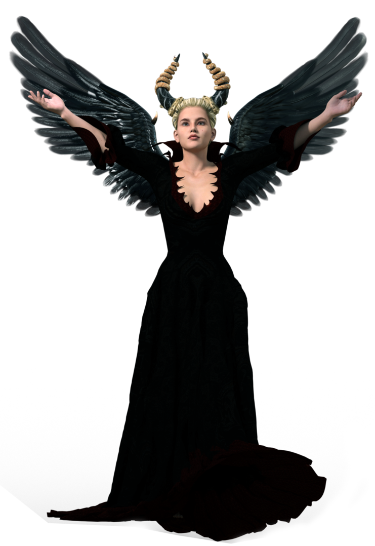 Dark angel png. Stock by artreferencesource on