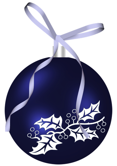Ornament transparent dark blue. Cliparts christmas pinterest clip